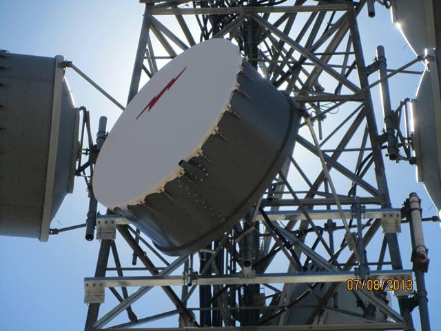 microwave tower installers
