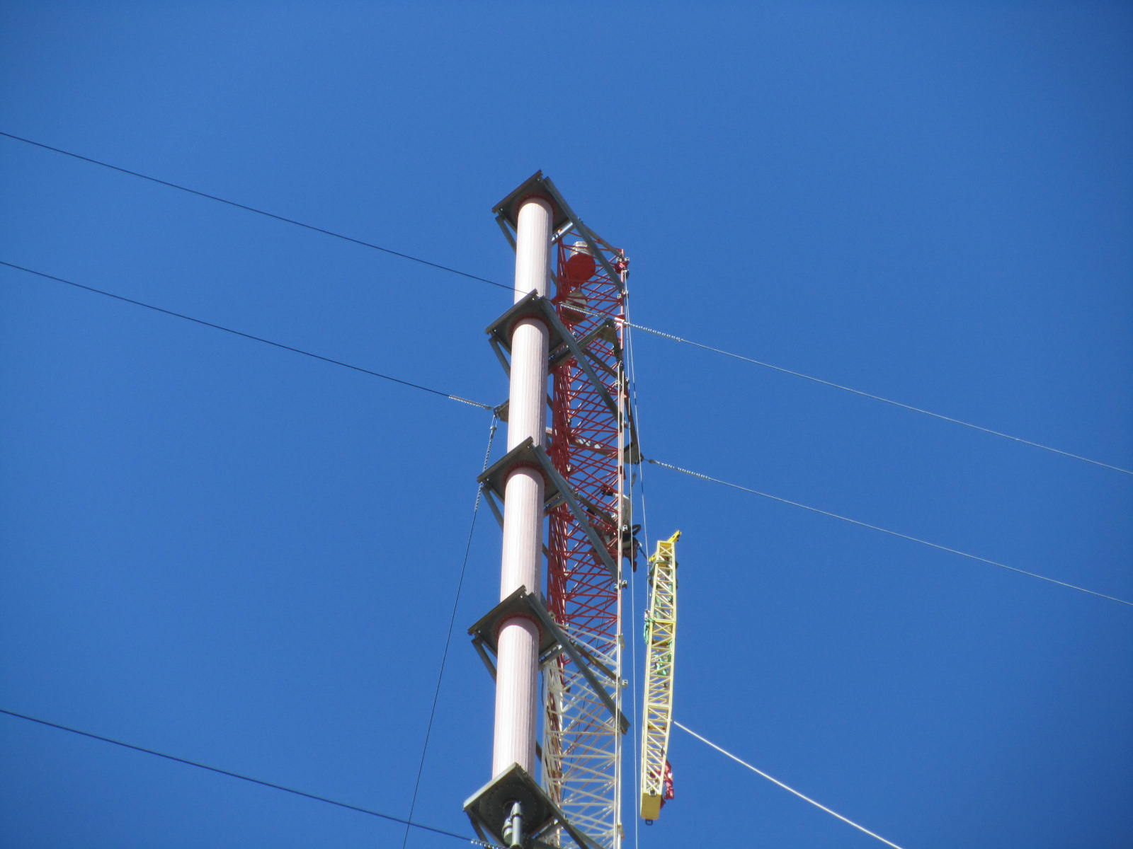 Broadcast Antenna Installations